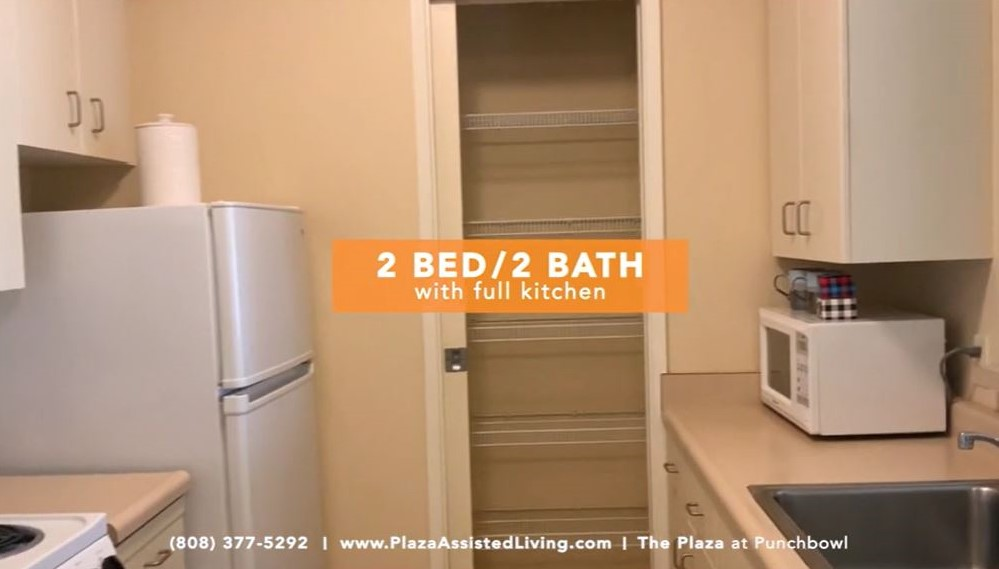 The Plaza at Punchbowl Exclusive - 2 Bedroom / 2 Bath Apartment